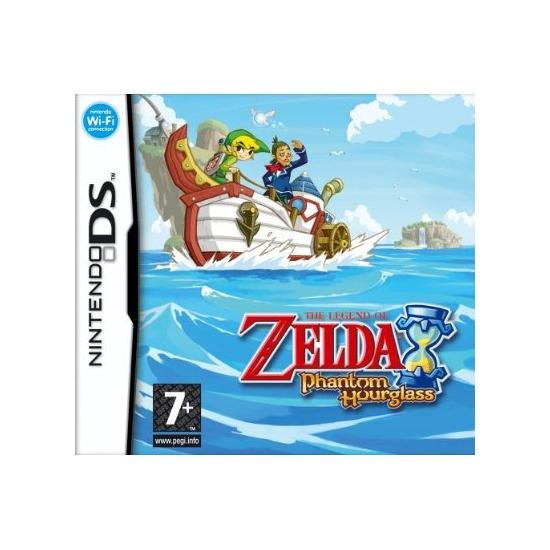 The Legend Of Zelda: Phantom Hourglass Nintendo DS