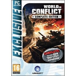 World In Conflict (PC) Reviews