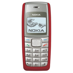 Photo of Nokia 1112 Mobile Phone