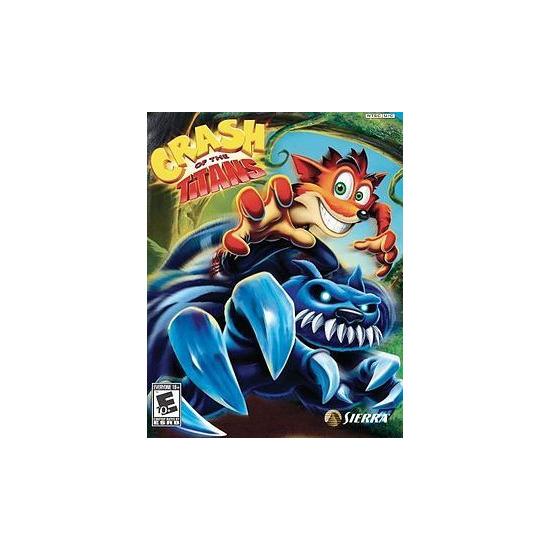 Crash Of The Titans (XBOX 360)