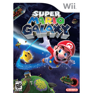 Photo of Super Mario Galaxy (Wii) Video Game