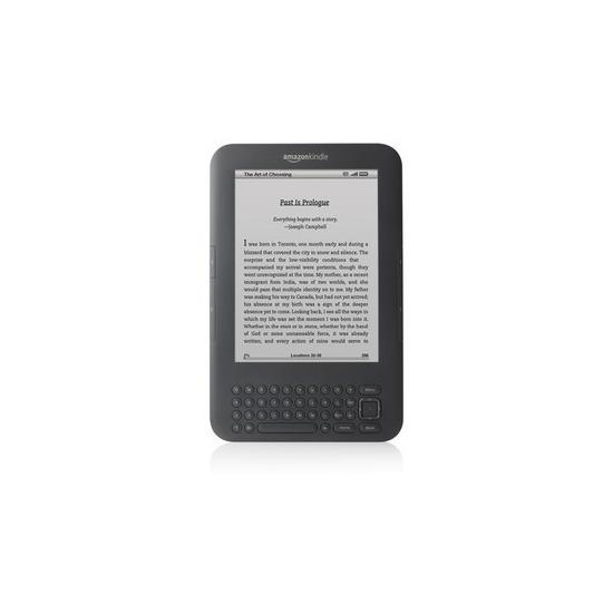 Amazon Kindle Keyboard (3rd generation, 3G + WiFi)