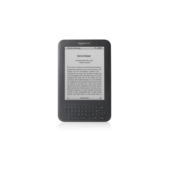 Kindle Vs Sony Reader: Amazon Kindle Keyboard (3rd Generation, 3G + WiFi) Reviews