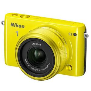Photo of Nikon 1 S2 With 11-27.5MM Lens 5272930 Digital Camera