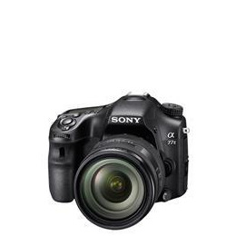 Sony A77 MKII Camera 16-50mm Lens 5272963 Reviews