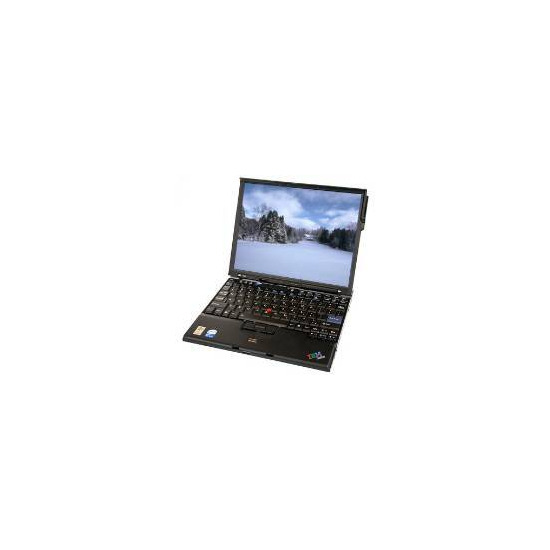Lenovo ThinkPad X60 Black