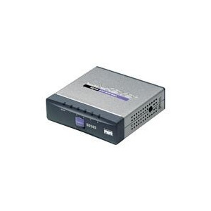 Photo of Linksys SD205 UK Network Switch