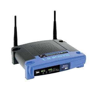 Photo of Linksys WRT54GL Router