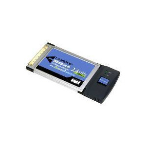 Photo of Linksys WPC54Gs UK Network Card