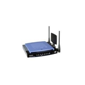 Photo of Linksys WRT300N UK Router