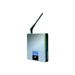 Photo of Linksys WAG200G UK Router