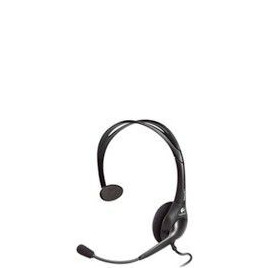 Logitech Headset Dialog-811 Mono Black W/ Microphone Reviews