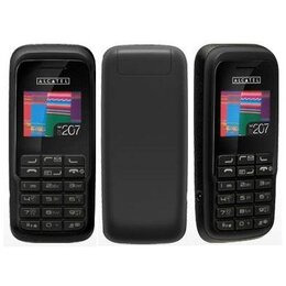 Alcatel OT-E207 Reviews