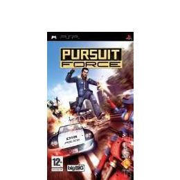 Pursuit Force: Extreme Justice (PSP) Reviews