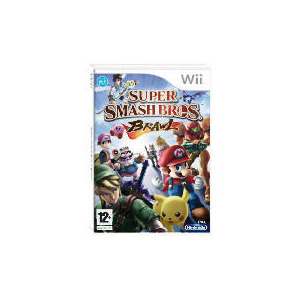 Photo of Super Smash Bros. Brawl (Wii) Video Game