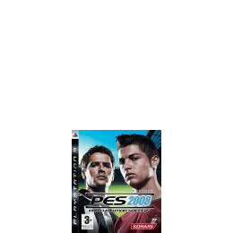 PES 2008: Pro Evolution Soccer (PS3) Reviews