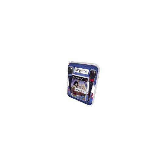 Singstar Rock Ballads Bundle (PS2)