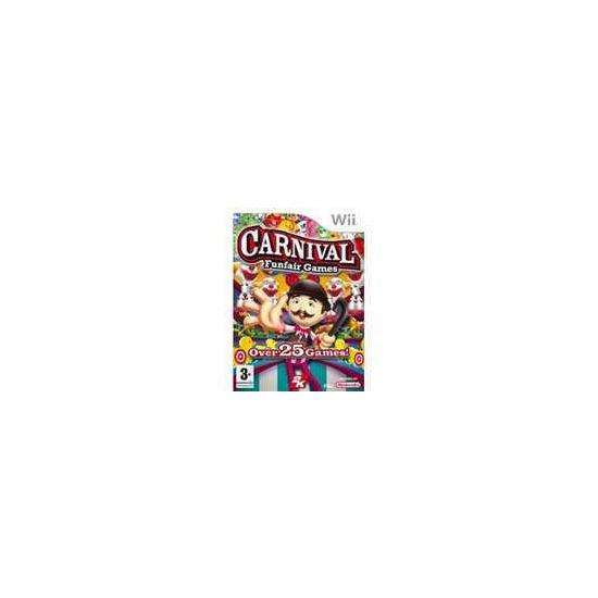 Carnival Funfair Games (Wii)