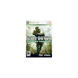 Photo of Call Of Duty 4: Modern Warfare (XBOX 360) Video Game