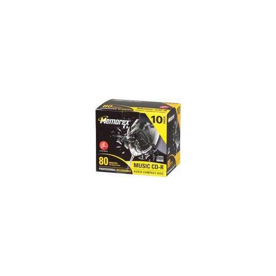 MEMOREX CD-R 40X700
