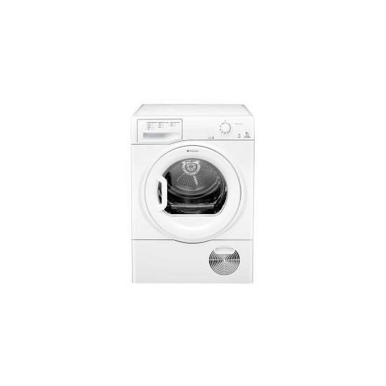Hotpoint Futura TCFM90C6P Condenser Tumble Dryer &ndash
