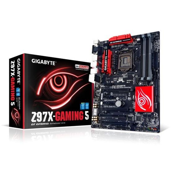 Gigabyte Z97X-GAMING 5