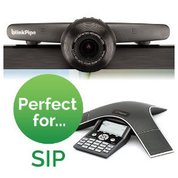 BlinkPipe HD videoconferencing - for SIP conference phones Reviews
