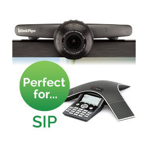 Photo of BlinkPipe HD Videoconferencing - For SIP Conference Phones Video Conferencing