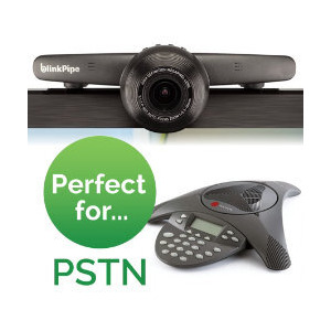 Photo of BlinkPipe HD Videoconferencing - For Analogue Conference Phones Video Conferencing