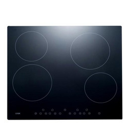 Logik LCHOBTC10 Ceramic Hob - Black