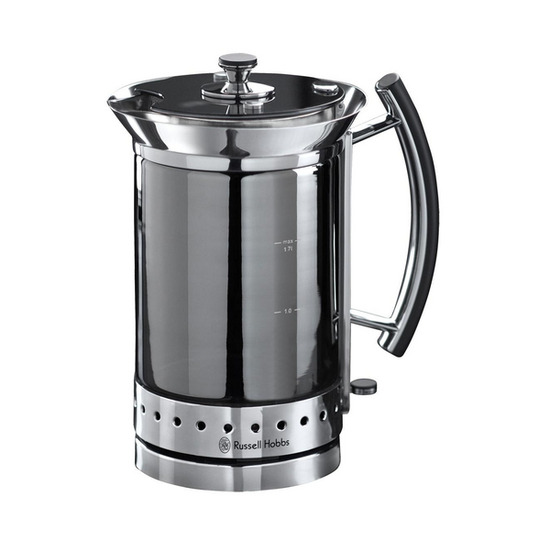 Russell Hobbs 14355 Jug Kettle - Black Glass
