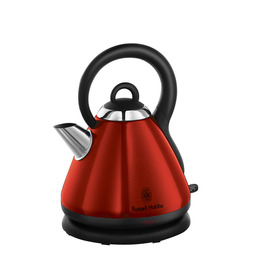 Russell Hobbs Heritage 19140 Traditional Kettle - Red
