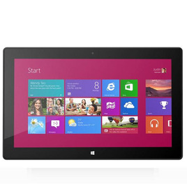 """Microsoft Surface RT 10.6"""" Tablet - 64 GB"""