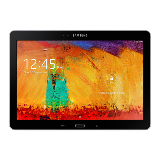 "Samsung Galaxy Note 10.1"" Tablet - 16 GB"