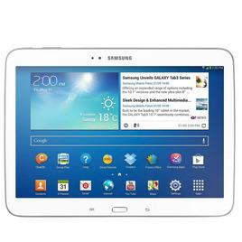 "Samsung Galaxy Tab 3 10.1"" WiFi Tablet - 16 GB, White"