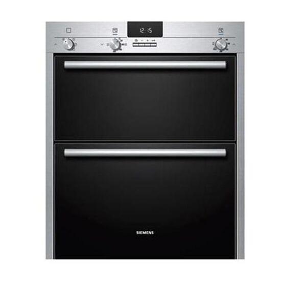 SIEMENS iQ500 HF25M6L2B Built-in Solo Microwave - Black