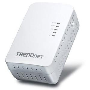Photo of Trendnet Powerline 500AV2 Adapter Kit Network Switch