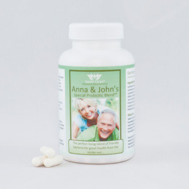 Probiotic Blend 120 Capsules Reviews