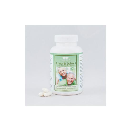 Probiotic Blend 120 Capsules