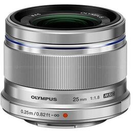 Olympus M.Zuiko Digital 25mm f/1.8 Lens Reviews