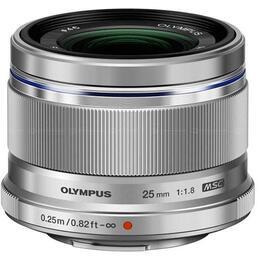 Olympus M.Zuiko Digital 25mm f/1.8 Lens Reviews