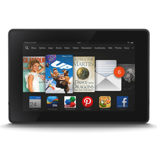 "Amazon KINDLE New Fire HD 7"" Tablet - 8 GB"