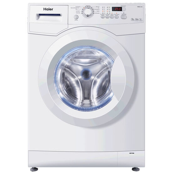 Haier HW60-1279 1200rpm Washing Machine 6kg Load Class A+ 11 Progs