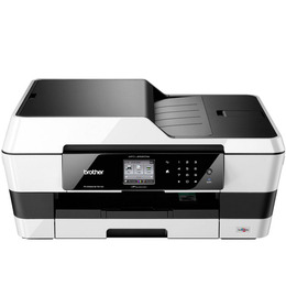 Brother MFC-J6520DW wireless all-in-one A3 inkjet printer Reviews