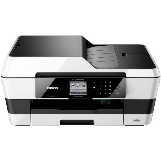 Brother MFC-J6520DW wireless all-in-one A3 inkjet printer