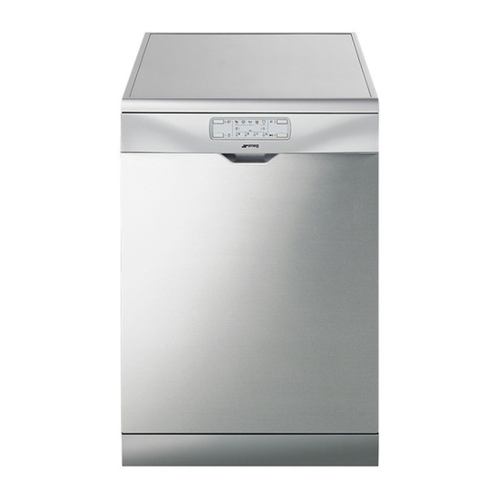 SMEG DF613PBL 600mm Freestanding dishwasher