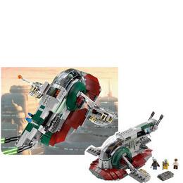 Lego Star Wars Slave I 8097 Reviews