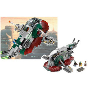Photo of Lego Star Wars Slave I 8097 Toy