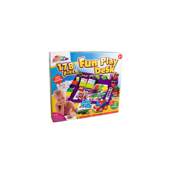 Grafix 178 Piece Fun Play Desk