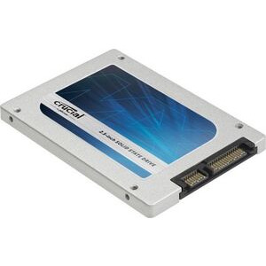 "Photo of Crucial MX100 2.5"" SSD Hard Drive"
